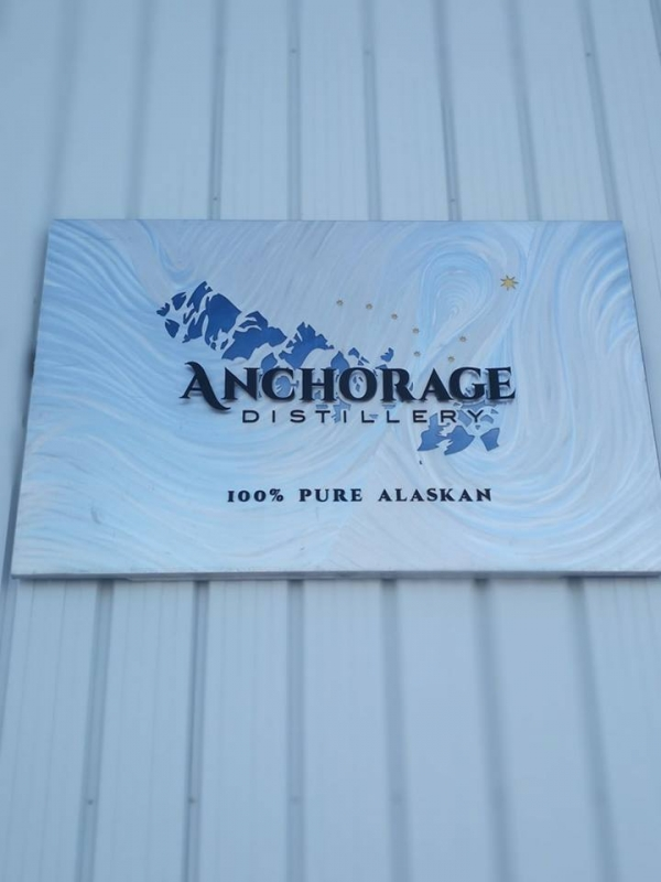Anchorage Distillery, Alaska, USA