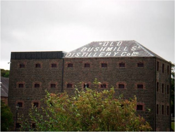 Old Bushmills Distillery, Bushmills, Northern Ireland