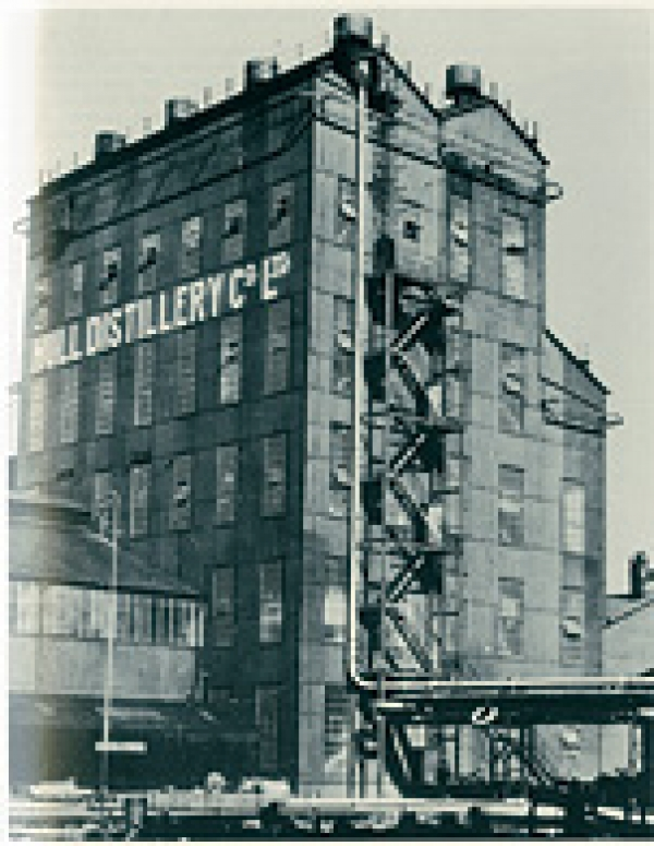 Hull Distillery Company Ltd, Hull, England