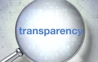Transparency: I can see clearly now the regs must change