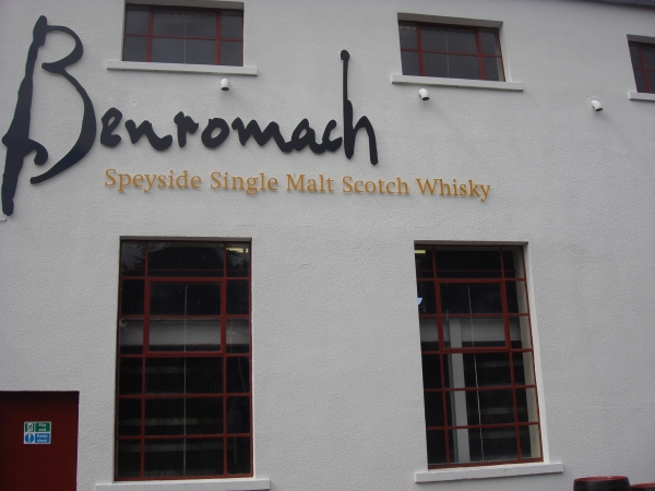 Benromach, Forres, Scotland