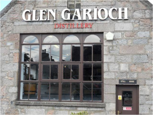 Glen Garioch, Oldmeldrum, Scotland