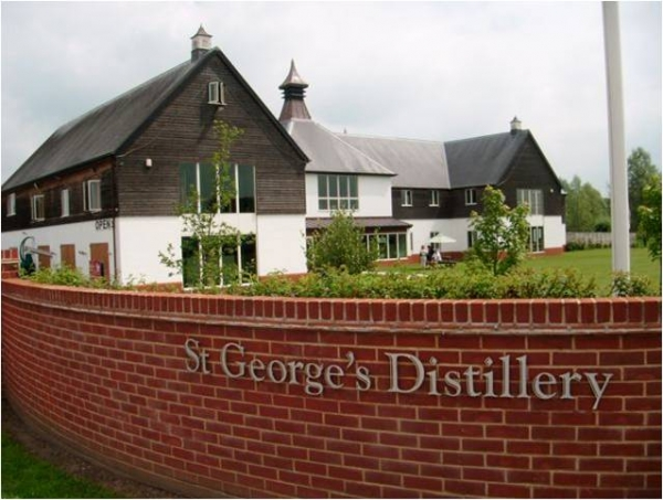 St George's Distillery, Norfolk, England