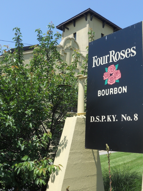 Four Roses, Kentucky, USA