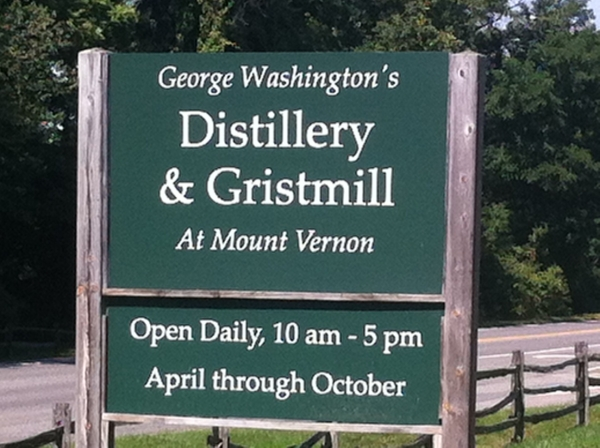 George Washington's Distillery, Virginia, USA