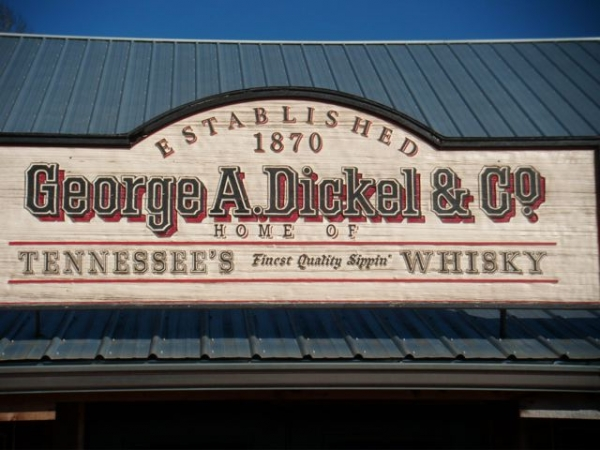 George Dickel, Tennessee, USA